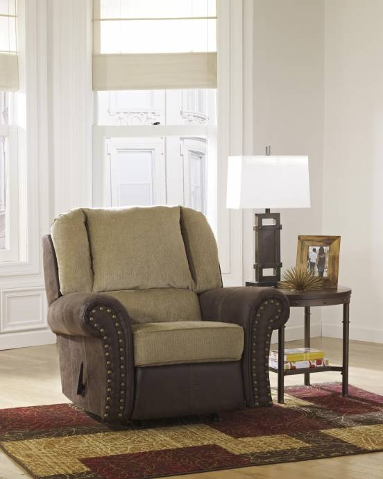 Ashley Vandive 3 Piece Living Room Set In Sand (44300-38