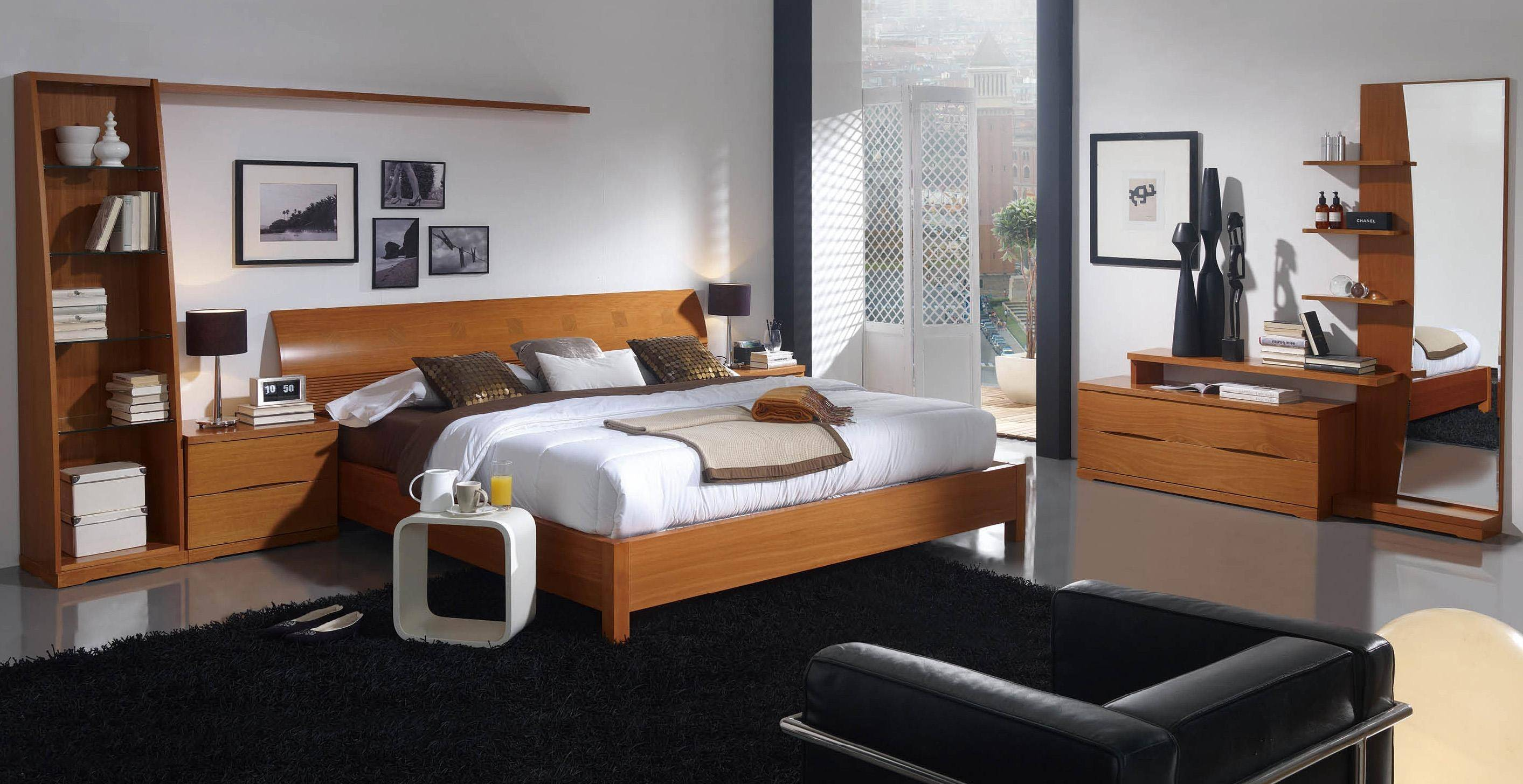 Contemporary Bedroom Sets And Composition
