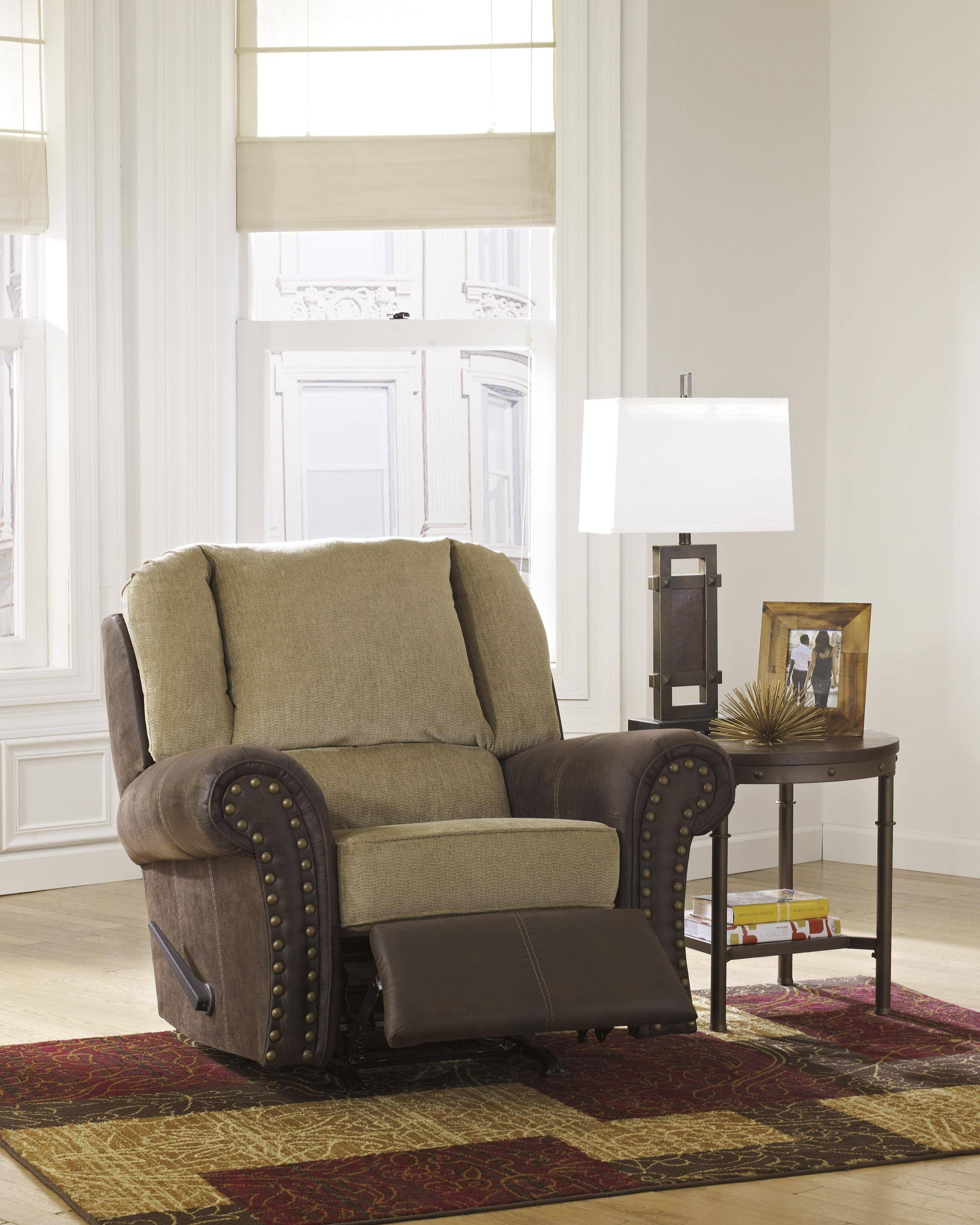 Drawing Room Furniture: Ashley Vandive 3 Piece Living Room Set In Sand (44300-38