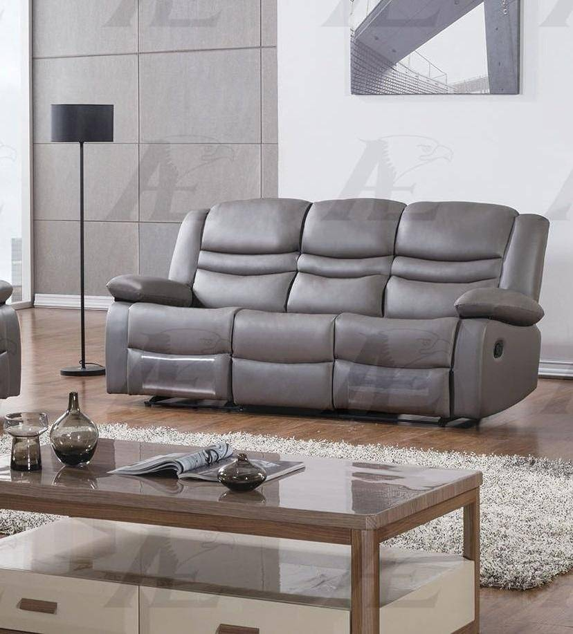 Phenomenal American Eagle Ae D823 Dg Dark Gray Modern Faux Leather Sofa Cjindustries Chair Design For Home Cjindustriesco