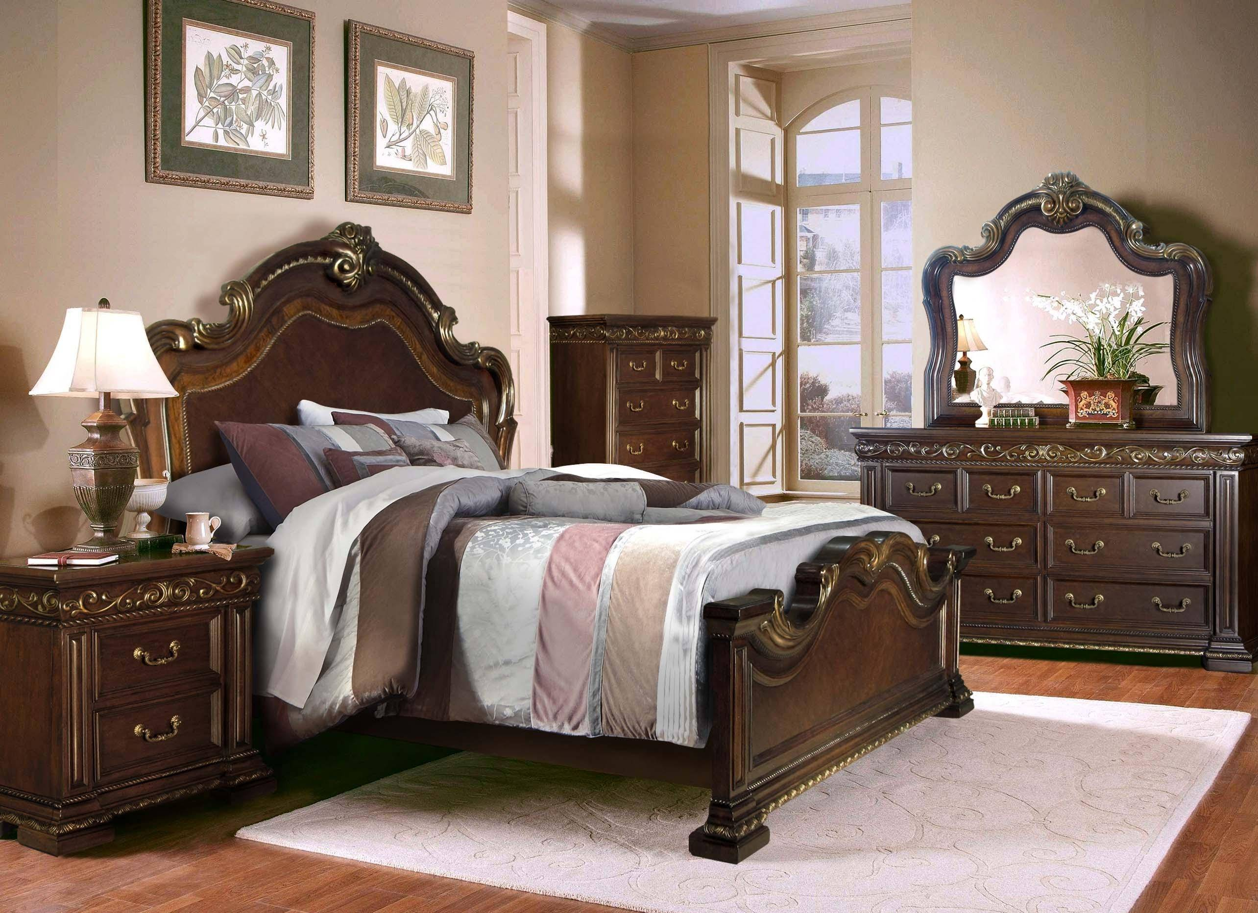 The Offer Is One Eastern King Bed Only Take Respite From A Busy Day In This Heavenly B608 Collection It Built With Fine Wood And