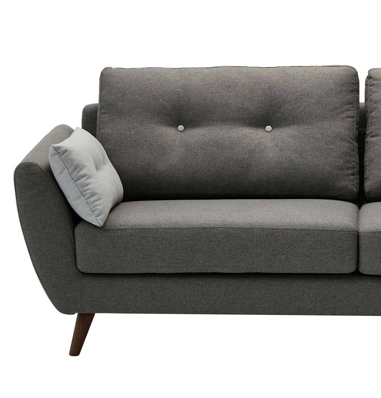 Prime Esf 707 Modern Chic Grey Fabric Living Room Sofa Loveseat Andrewgaddart Wooden Chair Designs For Living Room Andrewgaddartcom