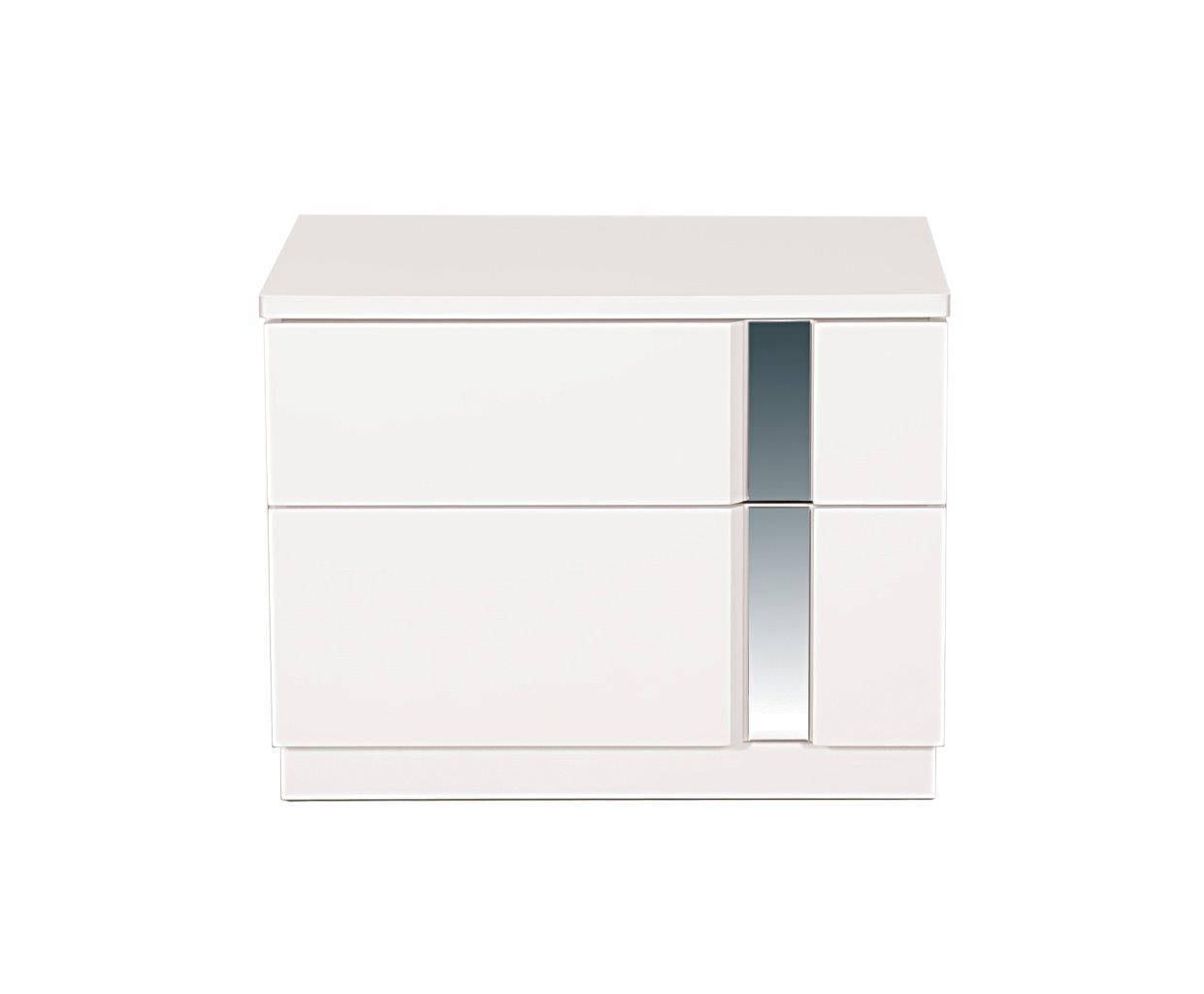 Global Furniture Jody Contemporary White High Gloss Finish ...