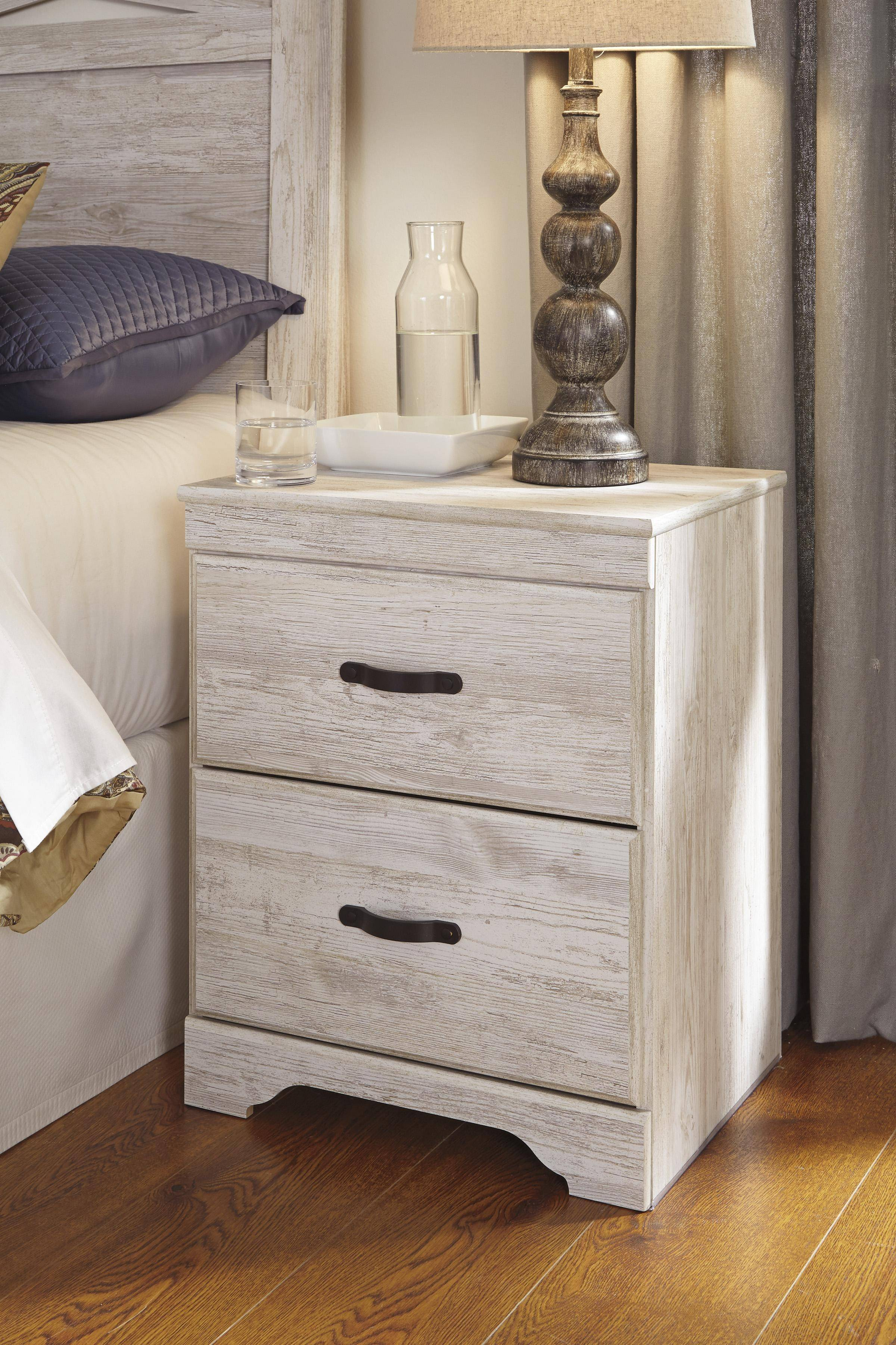 marvellous whitewash furniture bedroom set | Ashley Briartown B218 Queen Size Panel Bedroom Set 3pcs in ...