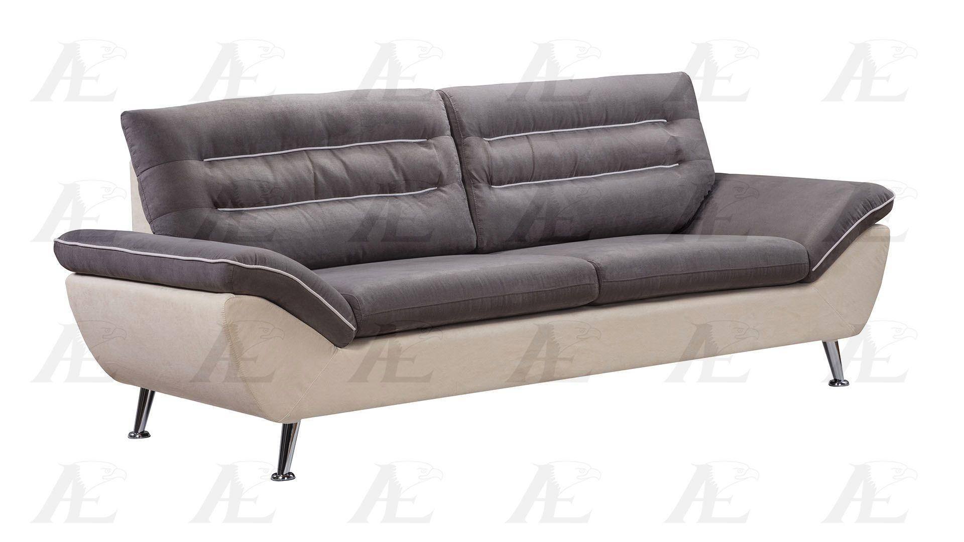 Enjoyable American Eagle Furniture Ae2365 Gray And Yellow Sofa Fabric Modern Pdpeps Interior Chair Design Pdpepsorg