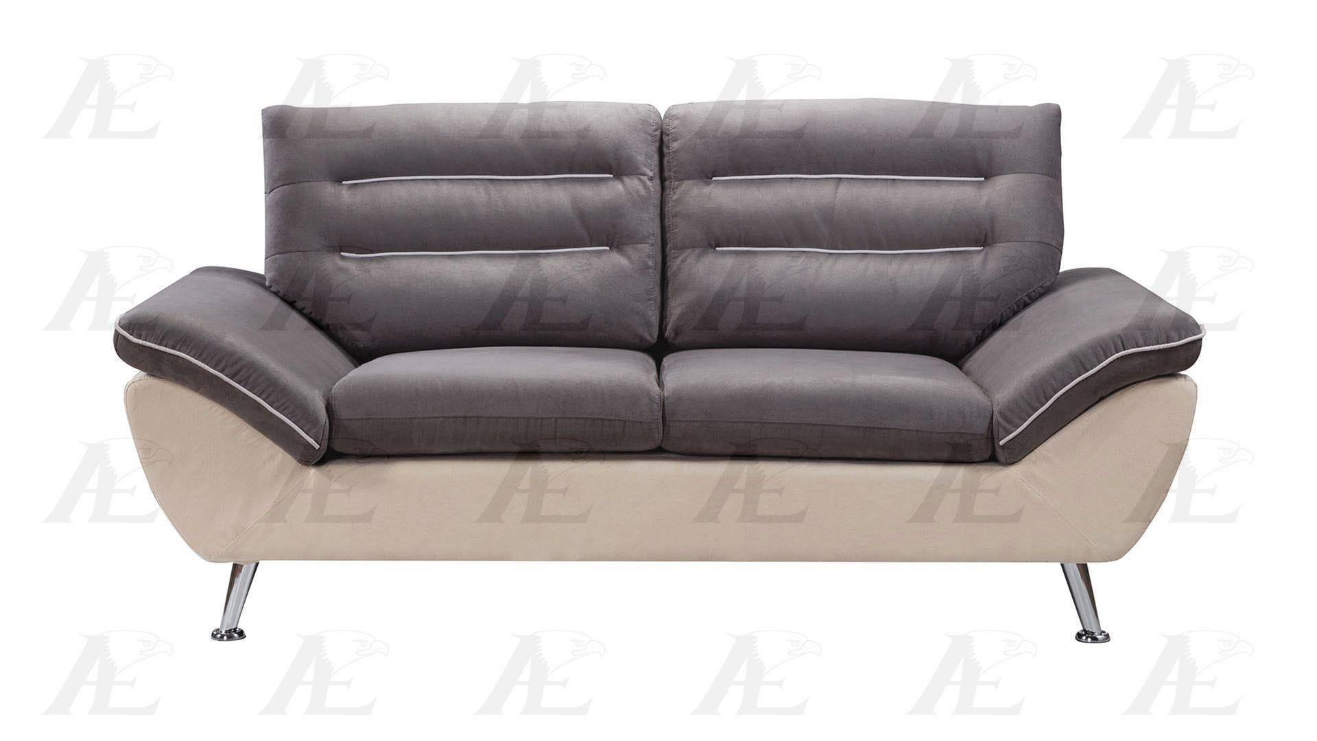 Groovy American Eagle Ae 2365 Modern Gray And Yellow Sofa Set 3Pcs Pdpeps Interior Chair Design Pdpepsorg