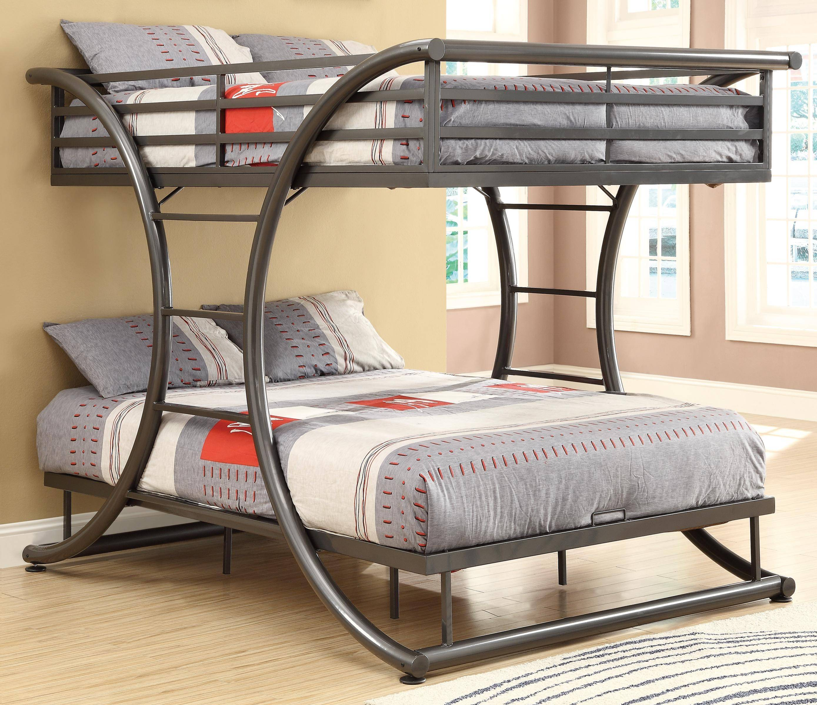 Image result for double over double bunk beds uk