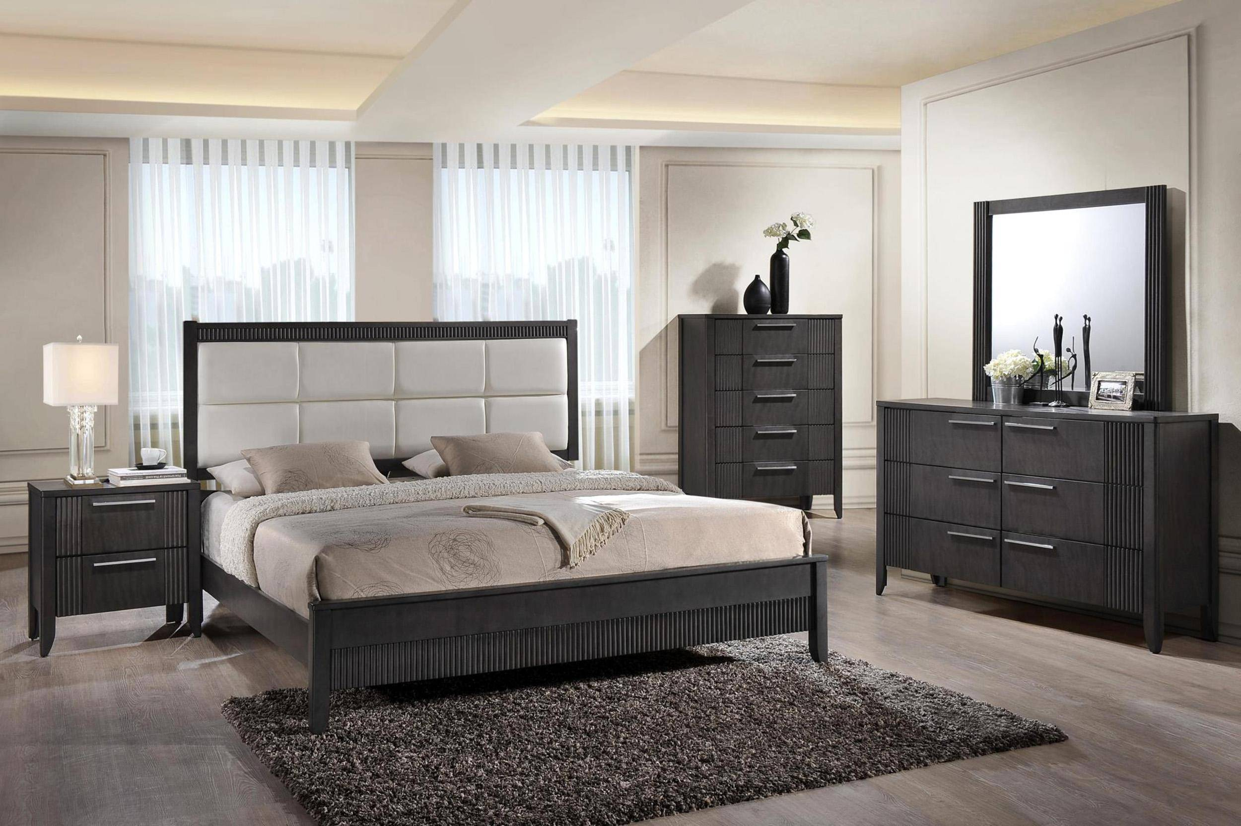 74 Bedroom Set With Soft Headboard Newest