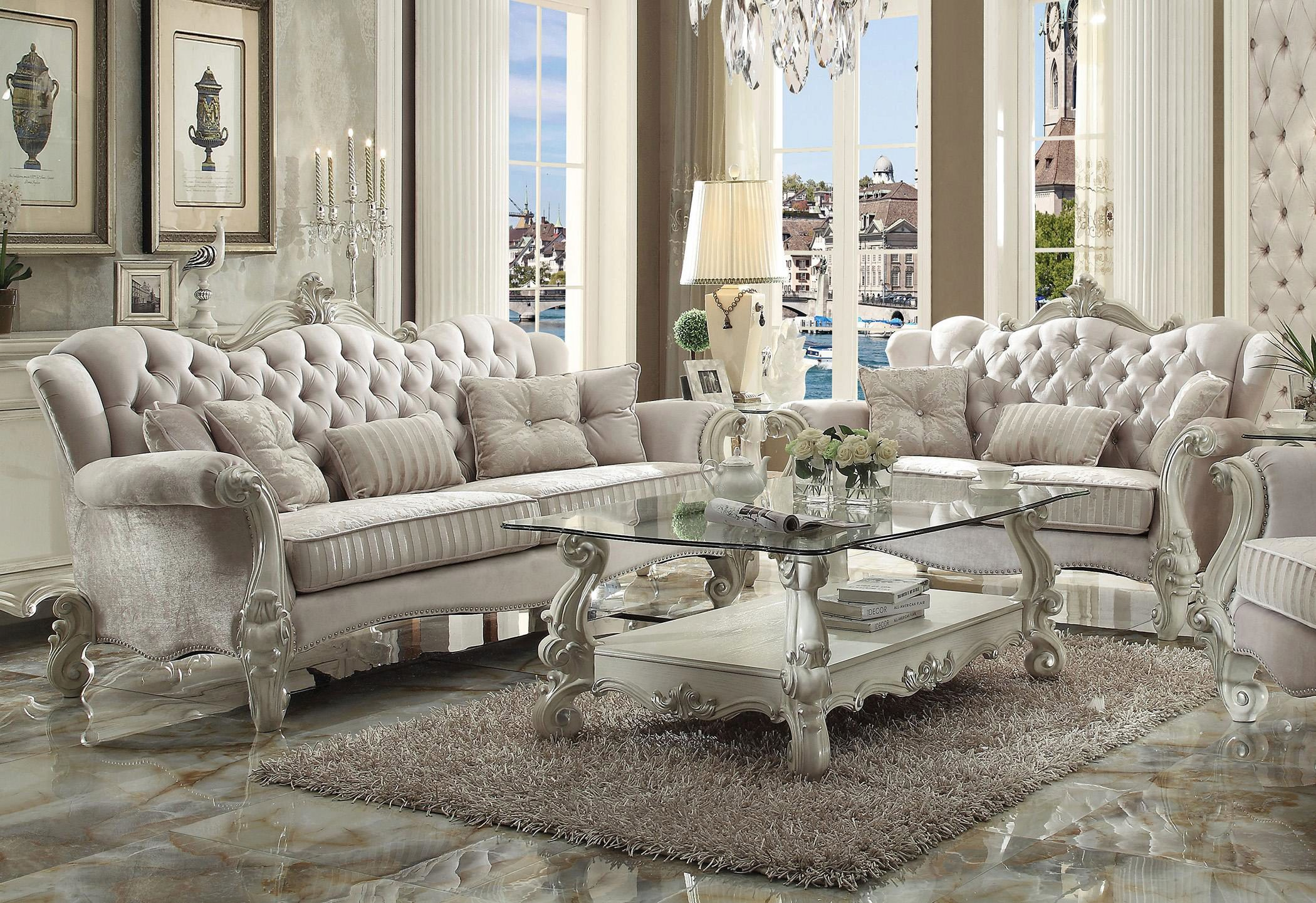 Traditional Living Room Sets - Living Room Furniture  NY