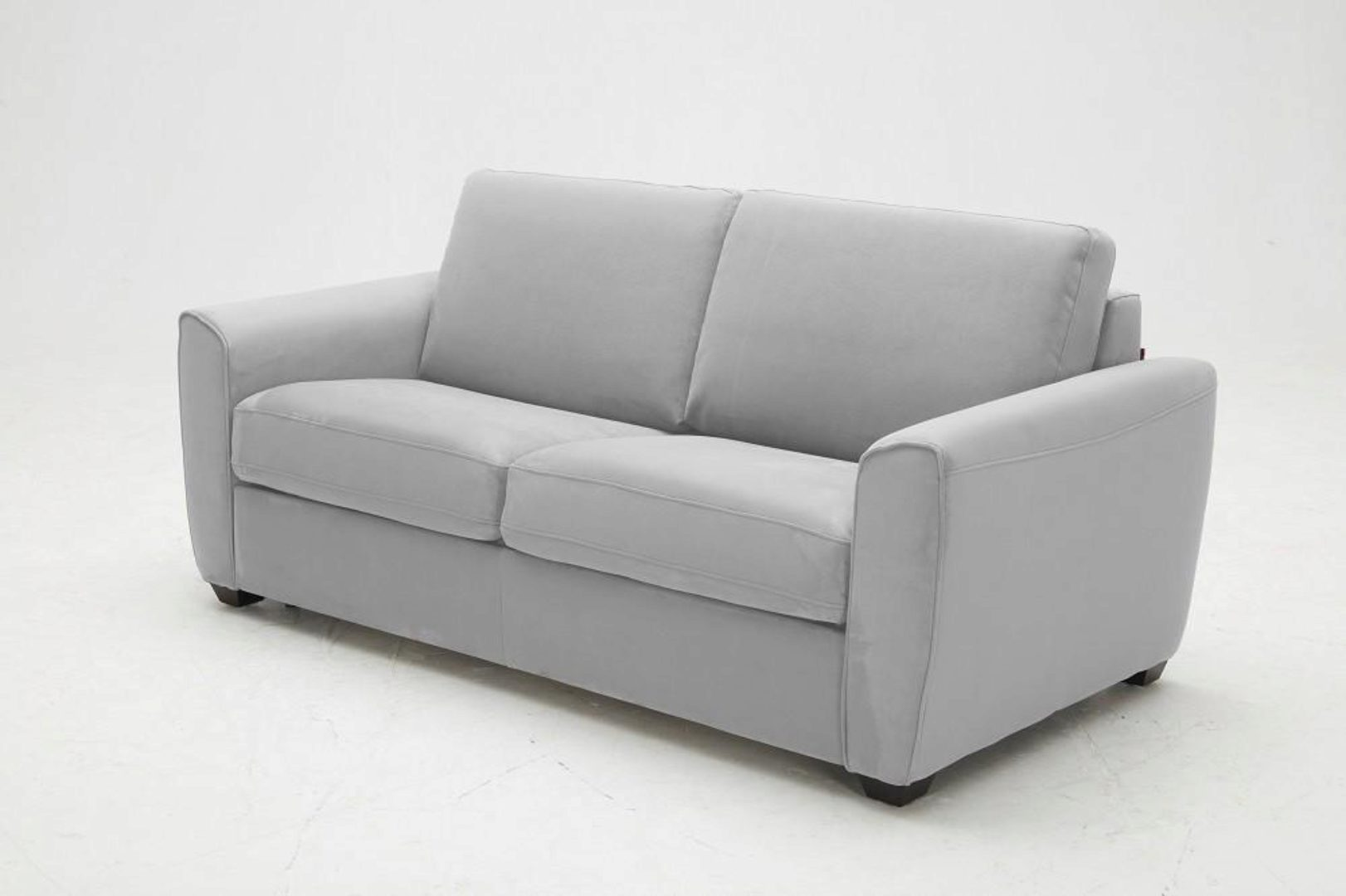 J M Marin Modern Grey Premium Microfiber Foam Mattress Sofa Sleeper Contemporary Sku18235 Sofa Bed