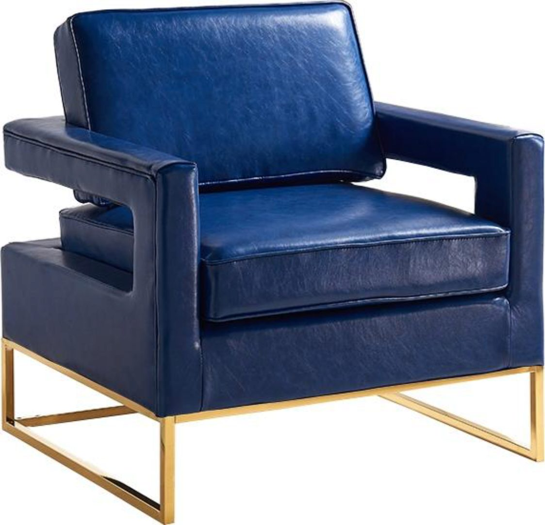 Picture of: Blue Oversized Chair Online Up To 70 Off Ny Furniture Outlets